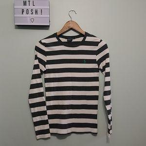 3/22$ Ralph Lauren sport womens shirt